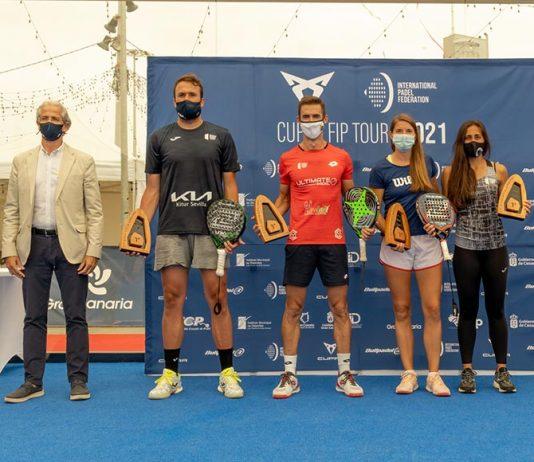 Méndez-Rubio y Castelló-Collombon se imponen en el FIP STAR Gran Canaria