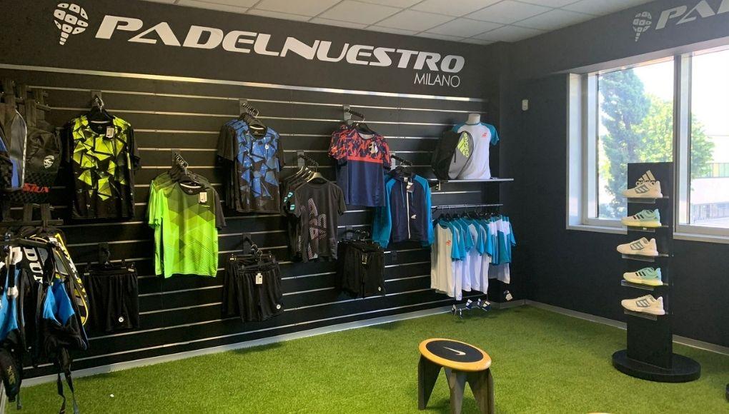 Abre Padel Nuestro Milano, la primera tienda Padel Nuestro en el norte de Italia