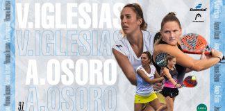 Victoria Iglesias y Aranza Osoro ante su temporada más espectacular