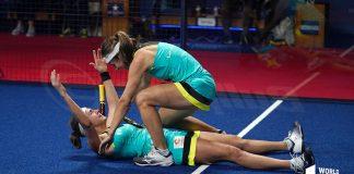 Carolina Navarro y Ceci Reiter se separan tras 12 años jugando juntas