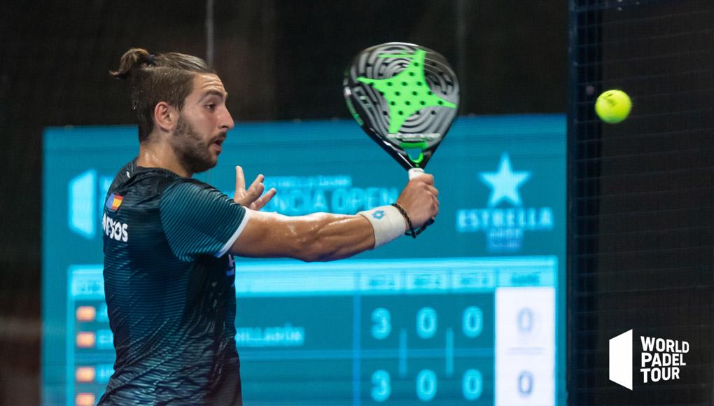 Las parejas de la previa se hacen notar en los dieciseisavos del Valencia Open