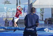 Europeo de Pádel: Habrá doble duelo entre España y Alemania en cuartos