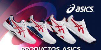 ¿Dónde puedo comprar productos de Asics pádel?