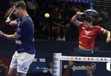 ¡El bloqueo de Paquito Navarro que se ha convertido en lo más viral del Valencia Open!