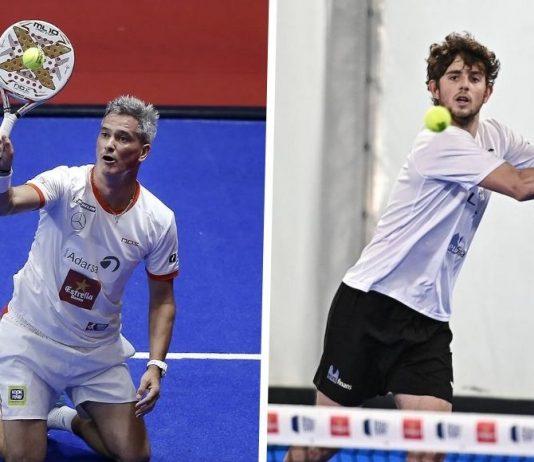 Miguel Lamperti y Miguel Yanguas jugarán juntos a partir de Las Rozas Open