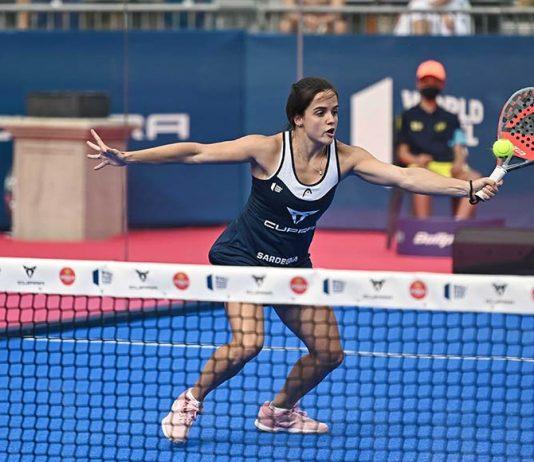 Paula Josemaría, baja médica en el Estrella Damm Valencia Open