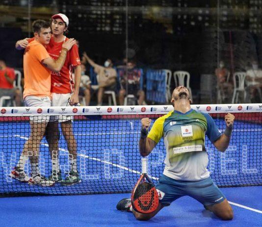 ¡Máxima igualdad en las finales de la previa del Valencia Open 2021!