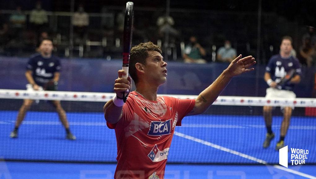 Ramiro Moyano, baja médica en Las Rozas Open