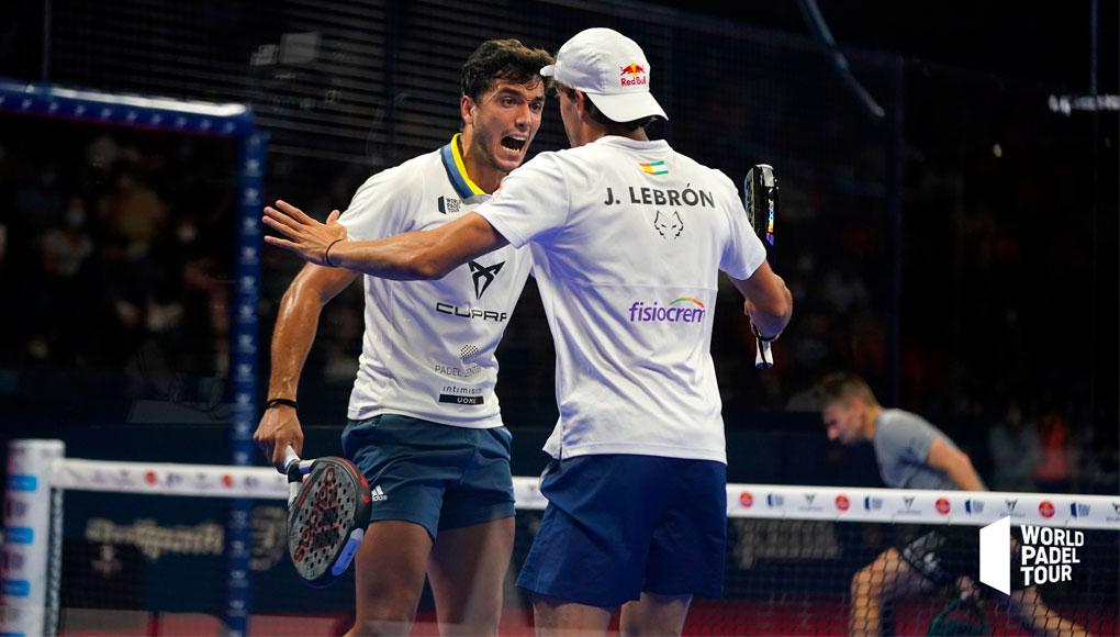 Impera la ley de los números 1 en las semifinales del Valencia Open