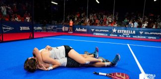 Tamara Icardo y Delfi Brea, campeonas del Estrella Damm Valencia Open