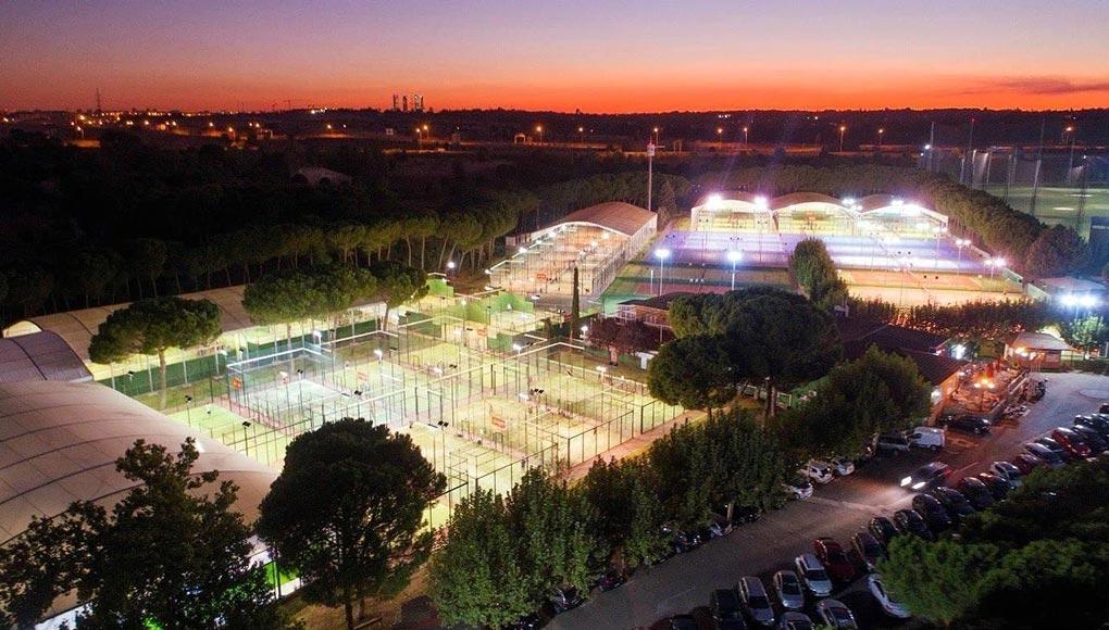 Club El Estudiante es el club más grande de Europa con 40 pistas