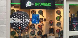 Padel Nuestro By BV Padel, primera tienda express en Bélgica