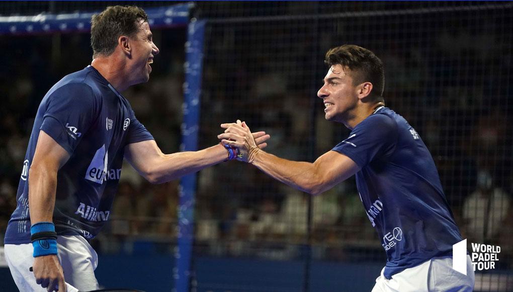 Semifinales del Málaga Open: ¡Ya conocemos a los finalistas!
