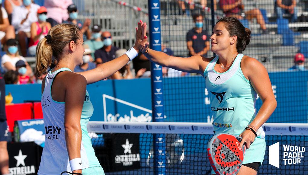 ¡Ari Sánchez y Paula Josemaría se hacen con su cuarto título en Cascais!