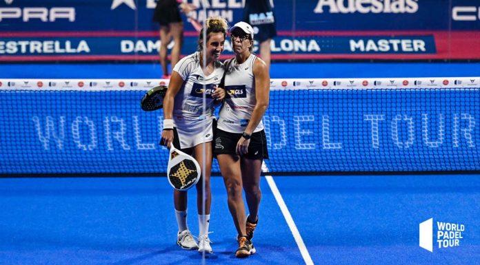 Bea González y Lucía Sainz, a semifinales tras vencer con sufrimiento a Tamara Icardo y Delfi Brea