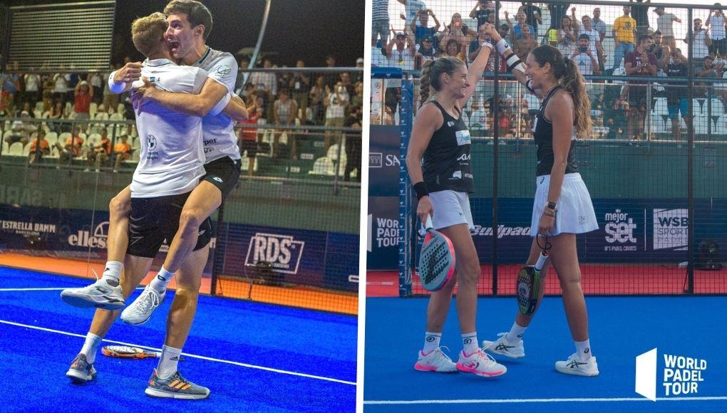 Campioni di Sardegna! Stupaczuk - Ruiz y Triay - Salazar vencen en las finales del Sardegna Open