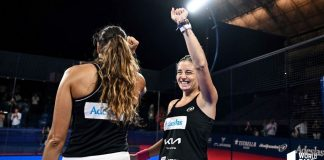 Gemma Triay y Ale Salazar, pentacampeonas tras ganar el Estrella Damm Barcelona Master