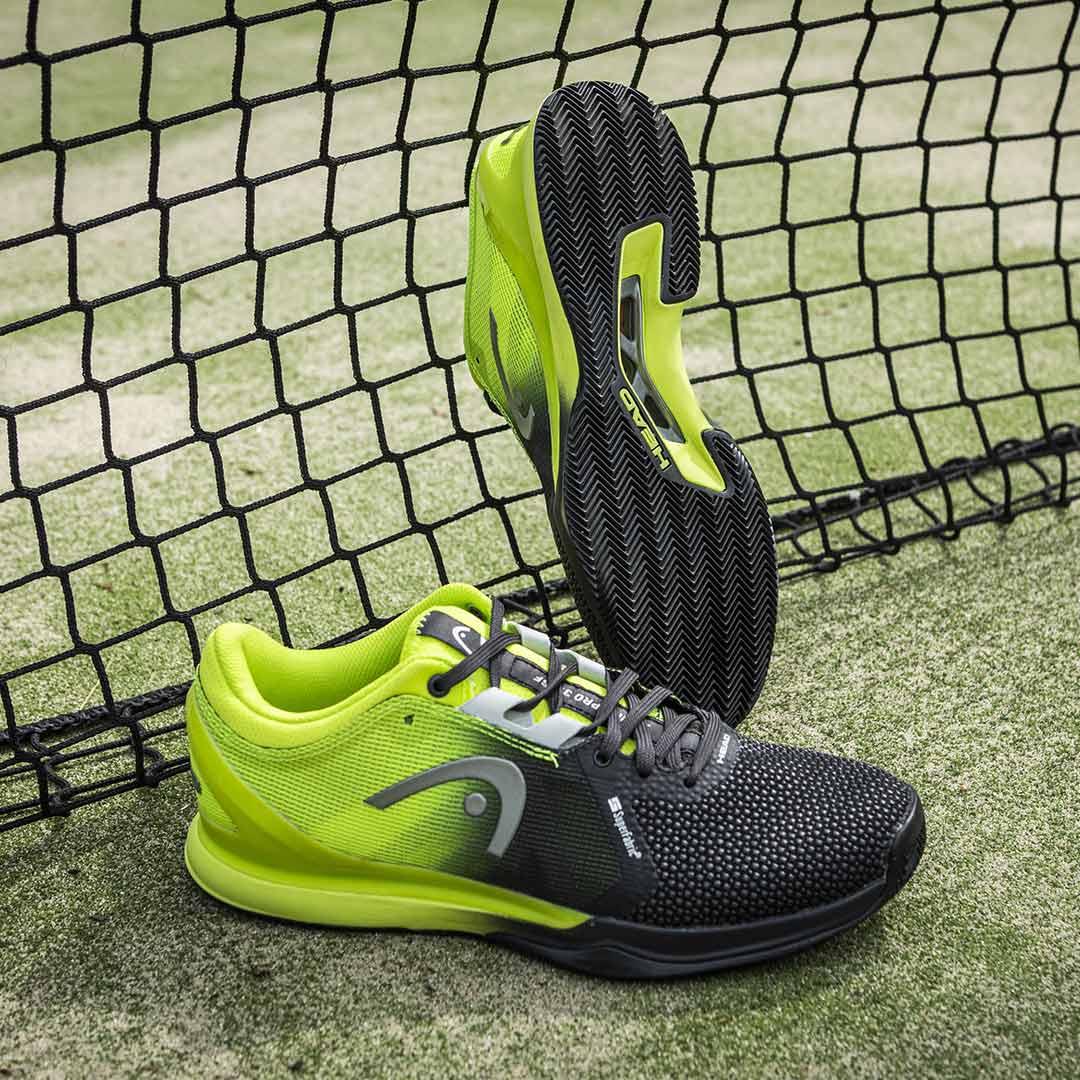 Los dos nuevos modelos de zapatillas Sprint Pro 3.0 SF y Sprint Pro 3.0 SF Clay son ultraligeros