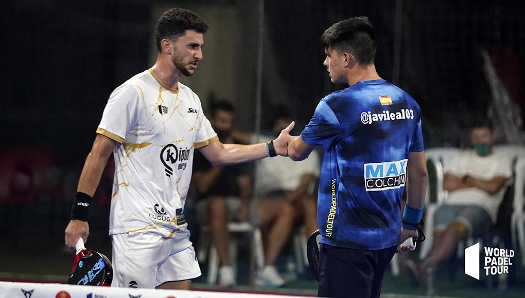 Javi Leal y Miguel Semmler anuncian su separación tras el Lugo Open