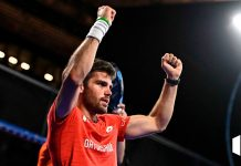 ¡Juan Cruz Belluati y Javi Garrido dan la campanada en los cuartos del Barcelona Master!