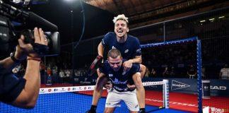 ¡A la cuarta fue la vencida! Paquito Navarro y Martín Di Nenno ganan el Estrella Damm Barcelona Master