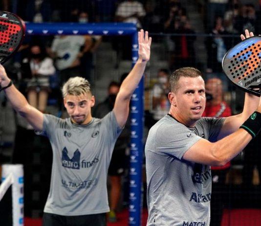 Semifinales del Lugo Open 2021: ¡Ya conocemos a las parejas finalistas!