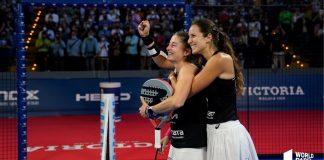 Gemma Triay y Ale Salazar, octavo título del año y...¡número 1 asegurado en 2021!
