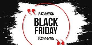 Llega el Black Friday 2021 a Padel Nuestro. ¡No esperes al 26 de noviembre para las mejores ofertas!
