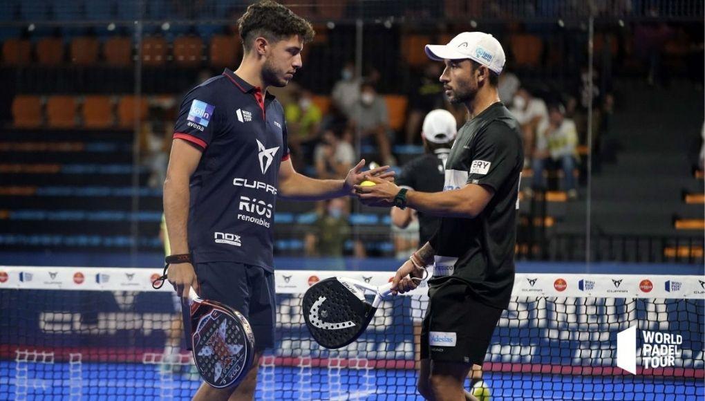 Octavos del Menorca Open 2021: Sanyo y Tapia arrancan con victoria