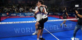 Stupa y Álex Ruíz tumban a los número 1 en la semifinales del Córdoba Open